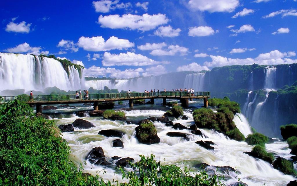 آبشار ایگوآسو برزیل