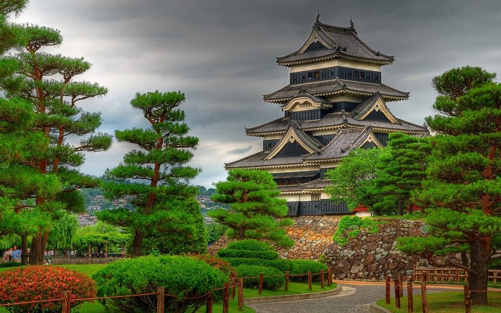 باغ های ژاپنی