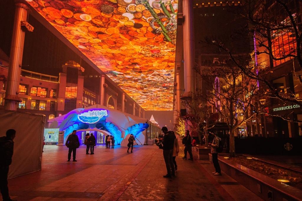 مراکز خرید شهر پکن