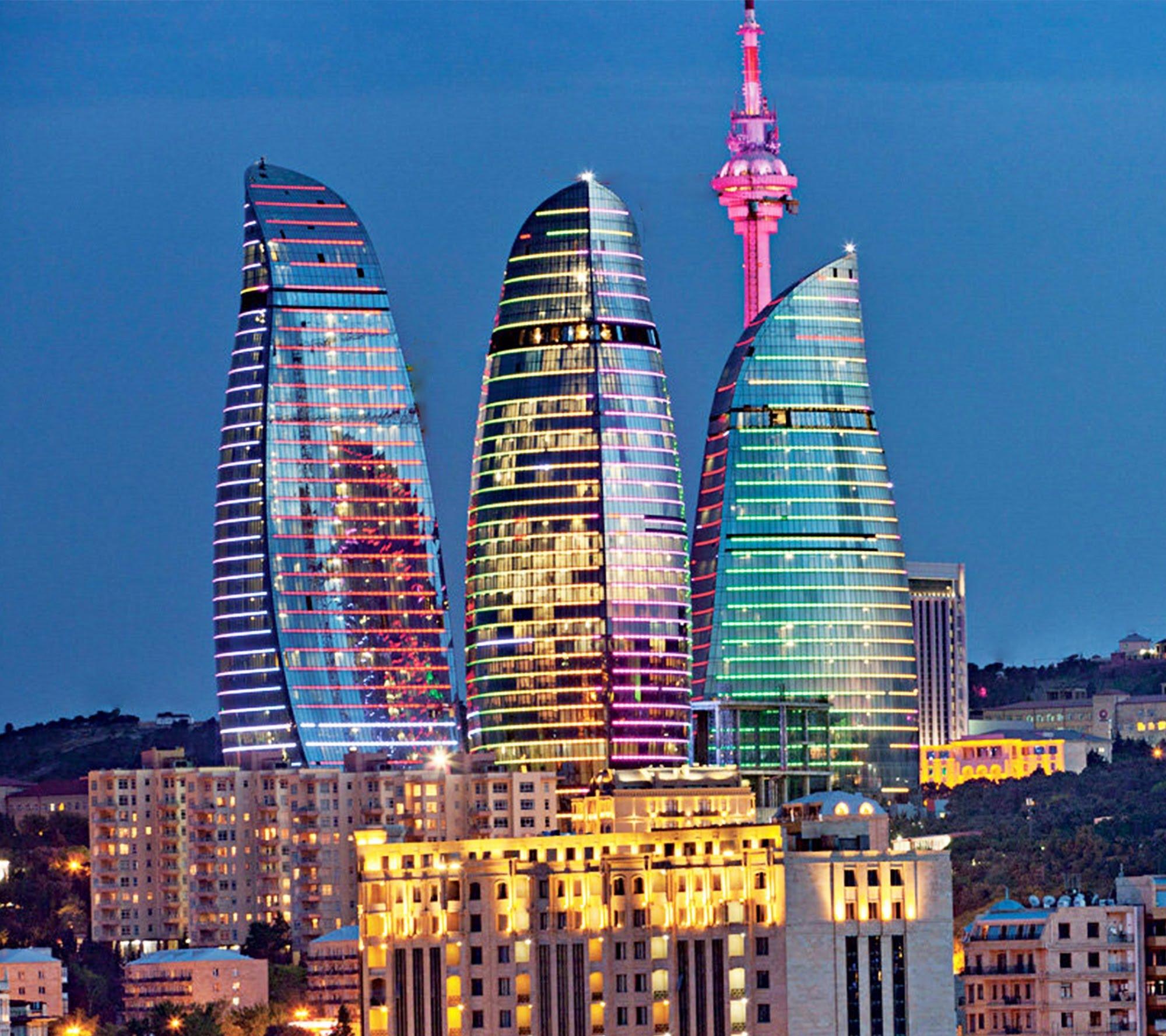 تور شهر باکو