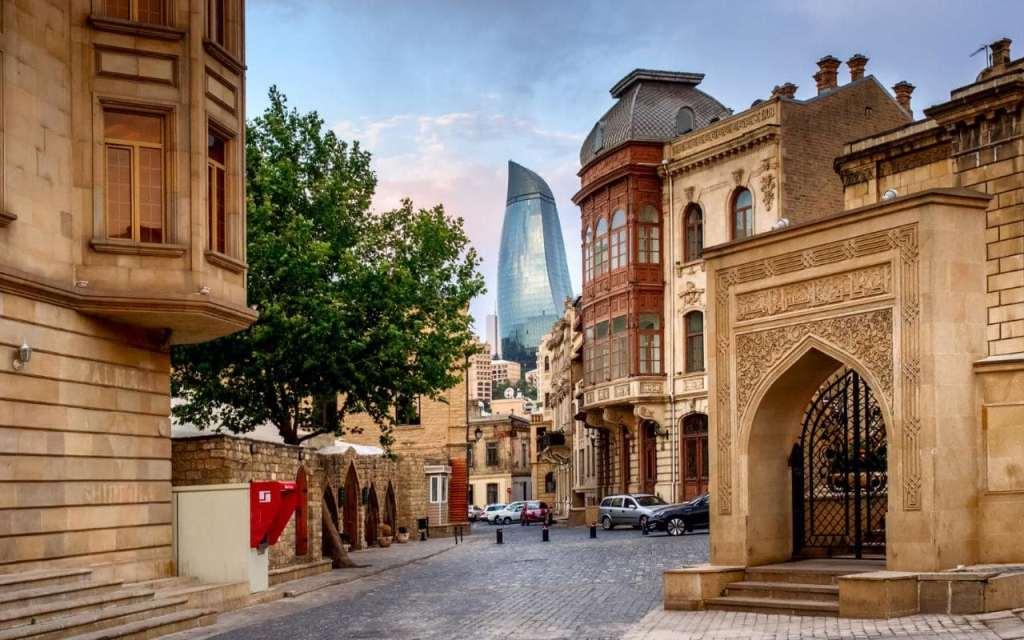 تور باکو نوروز ۹۶