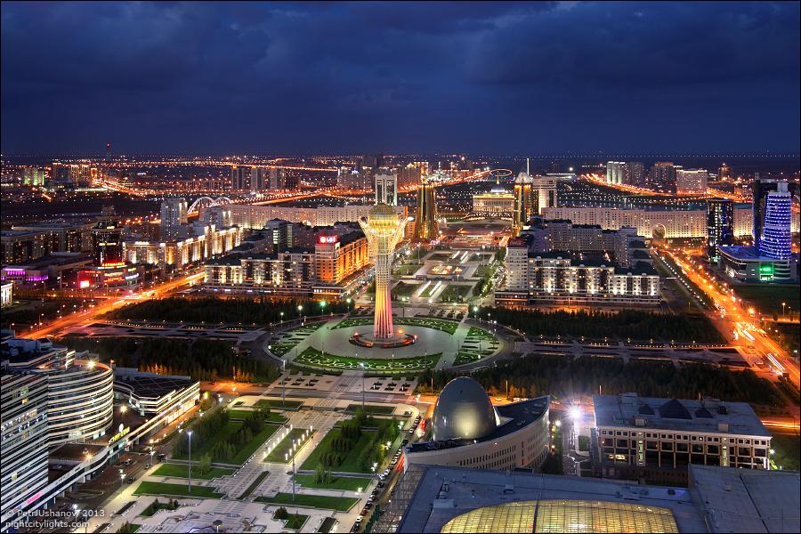 تور الماتی و استانا قزاقستان