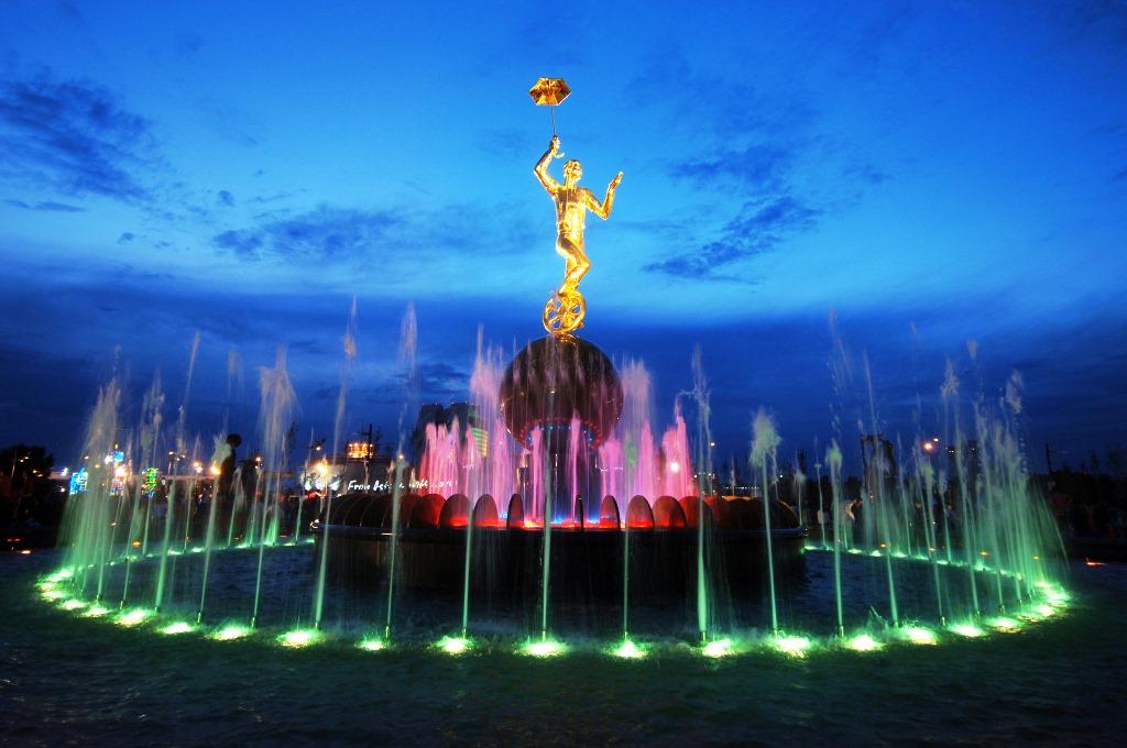 تور آستانه قزاقستان