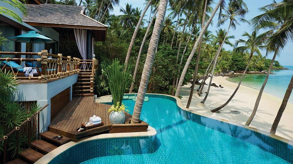 تور جزیره کو ساموئی تایلند