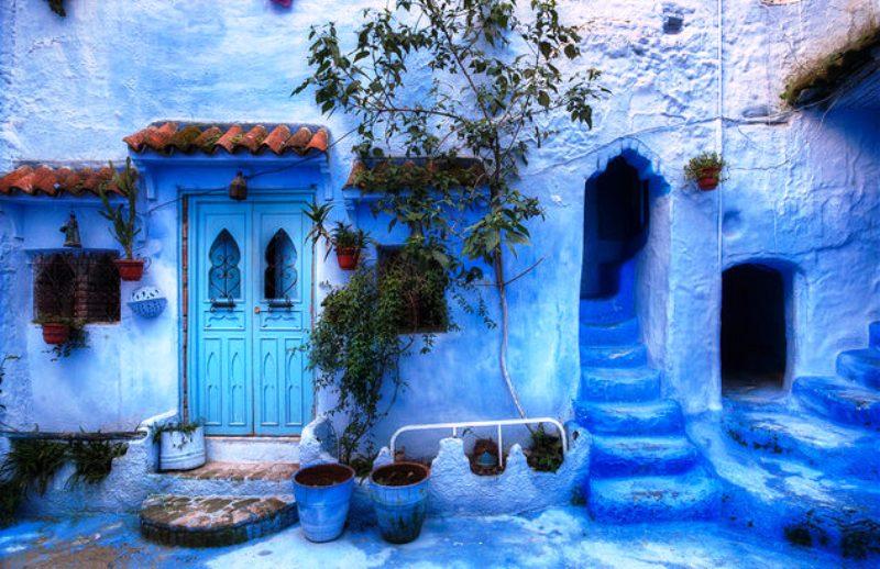 جاذبه های سفر به مراکش