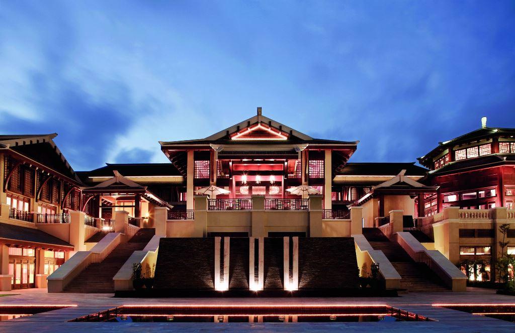 هتل های سانیا چین