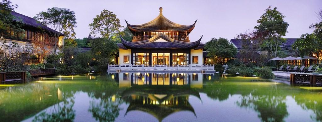 شهر هانگ زو چین