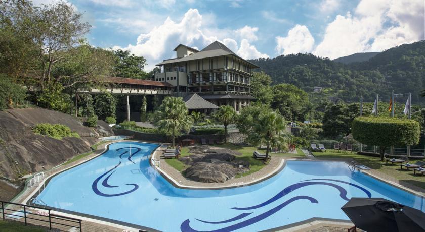هتل ایرلز ریجنسی کندی سریلانکا