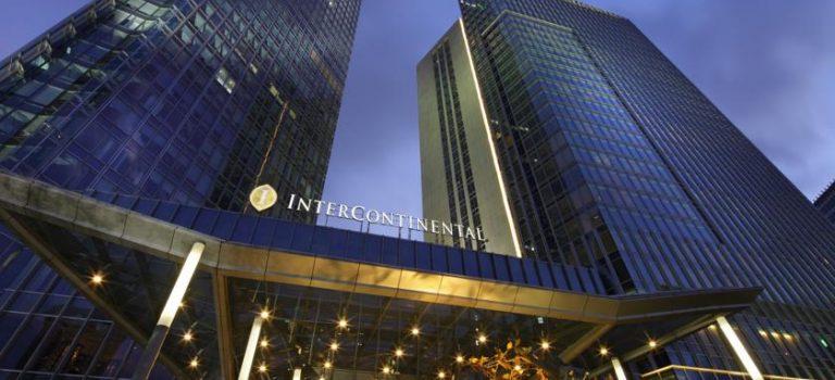 هتل اینترکانتیننتال پوکسی شانگهای | InterContinental