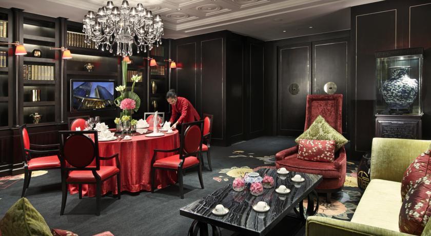 هتل 5 ستاره اینترکانتیننتال پوکسی