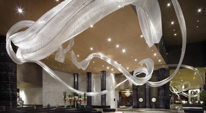 هتل اینترکانتیننتال شانگهای