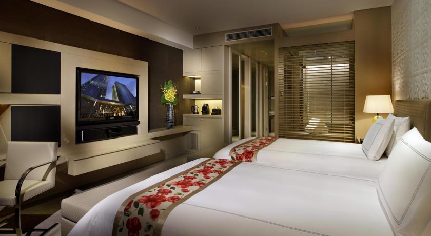 هتل اینترکانتیننتال پوکسی شانگهای