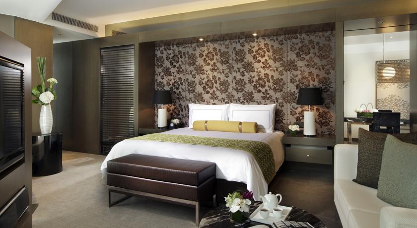 عکس از اتاق های هتل اینترکانتیننتال