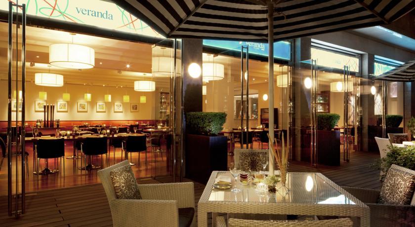 رستوران هتل دراگون هانگژو