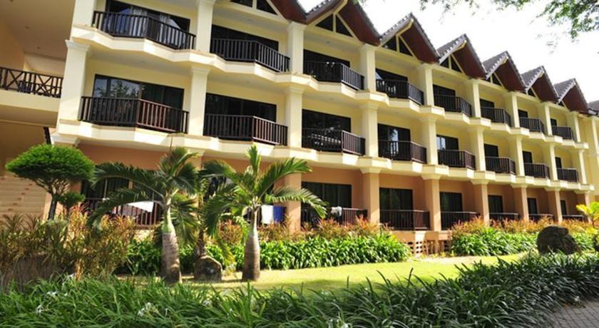 هتل 4 ستاره دوانجیت ریزورت پوکت تایلند