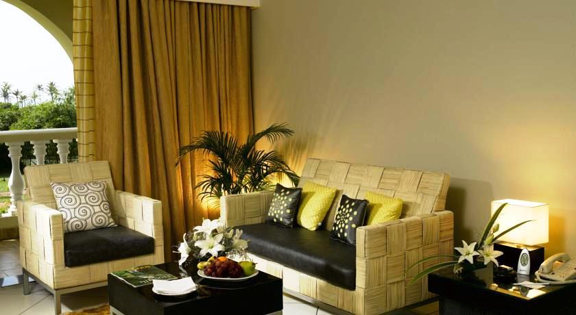 عکس اتاق های هتل زوری وایت سندز گوا