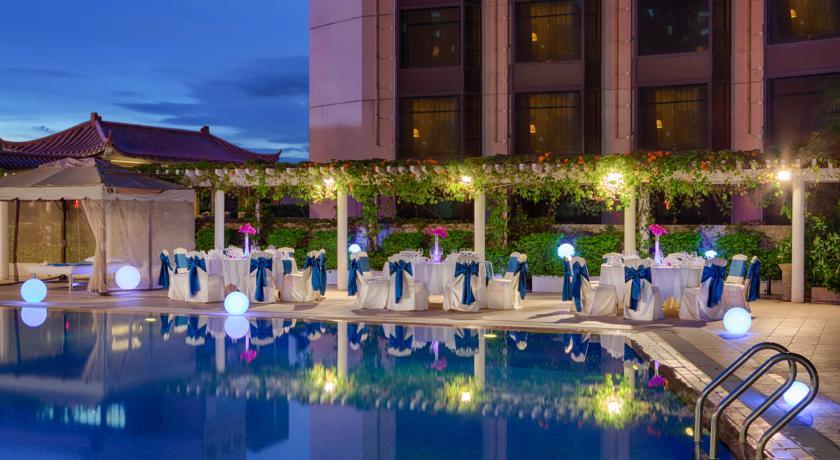 هتل شانگری لا شنژن چین