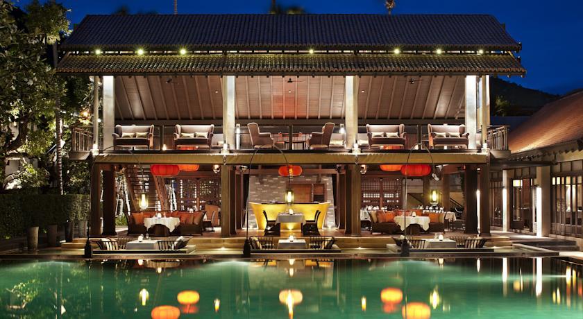 هتل 5* لمردین ساموئی تایلند
