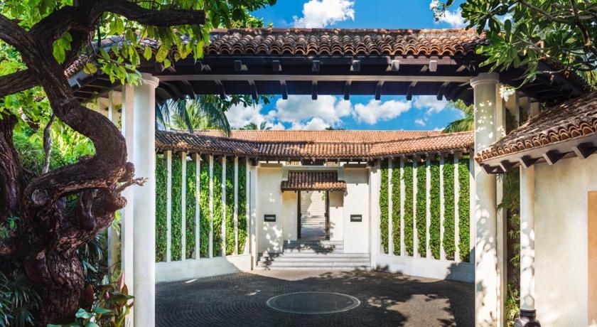هتل لمریدین کو ساموئی تایلند