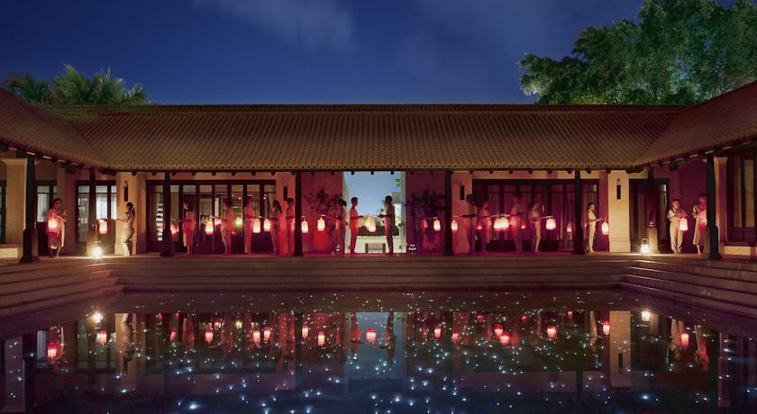 هتل لمریدین جزیره کوساموئی