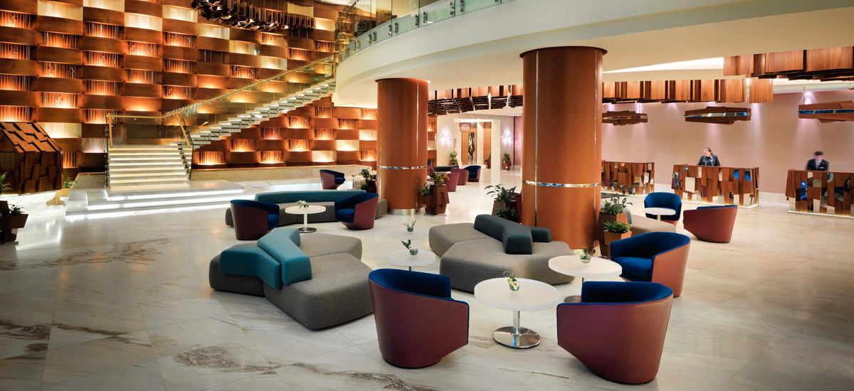 هتل جی دبلیو ماریوت باکو