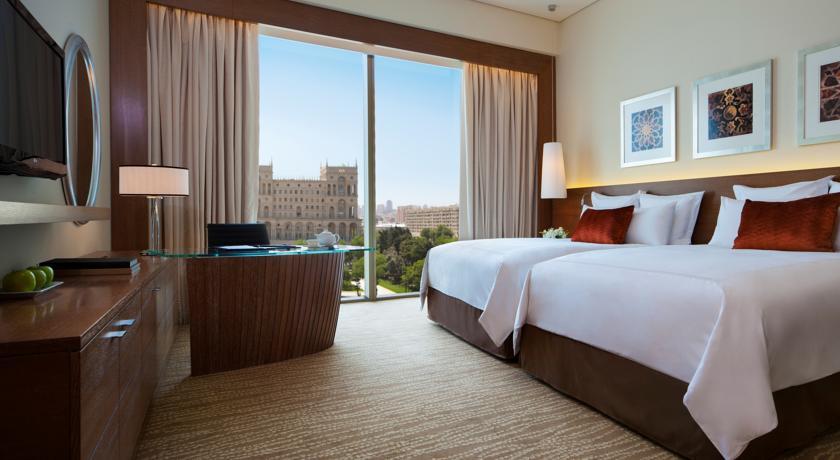 هتل JW Marriott باکو
