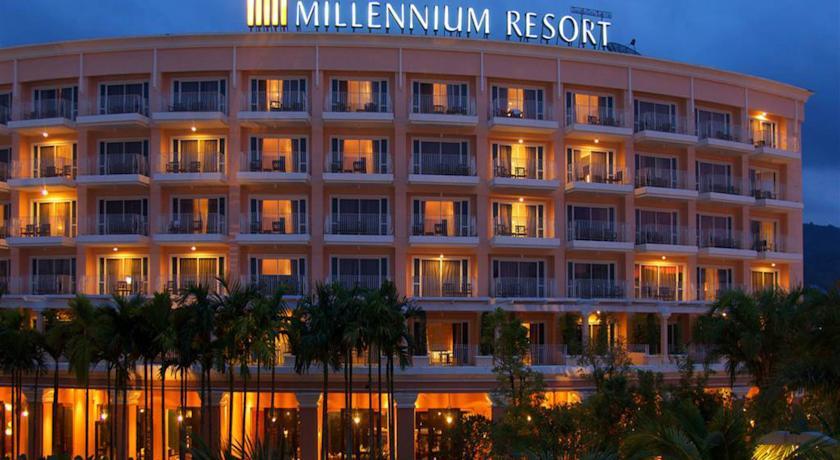 هتل میلینیوم ریزورت پوکت