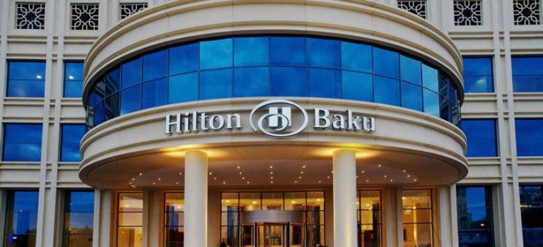 هتل هیلتون باکو | هتل ۵ ستاره هیلتون باکو | Hilton Baku