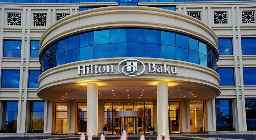 Photo of هتل هیلتون باکو | هتل ۵ ستاره هیلتون باکو | Hilton Baku