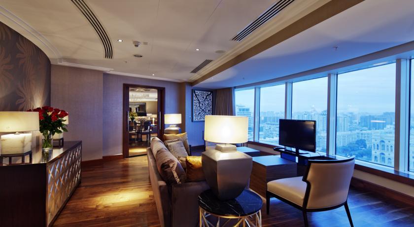 هتل پنج ستاره هیلتون باکو