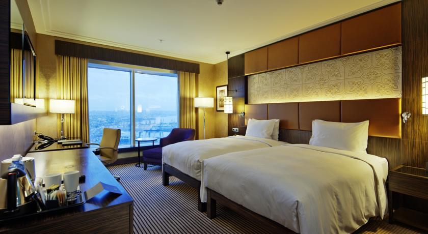 هتل هیلتون شهر باکو