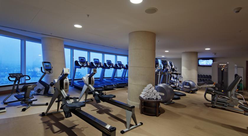 هتل 5 ستاره هیلتون باکو