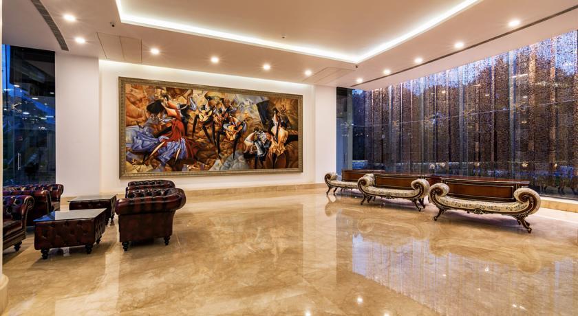 لابی هتل پارک رجیس گوا