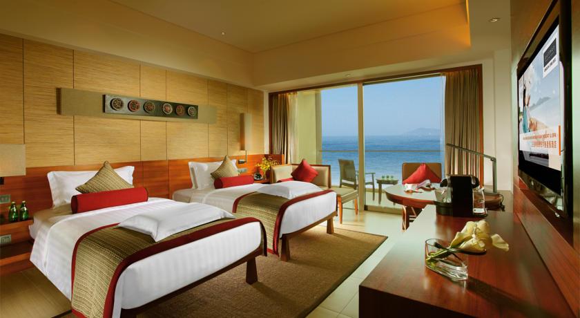 اتاق های هتل پولمن سانیا