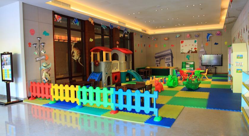 محل بازی کودکان هتل پولمن