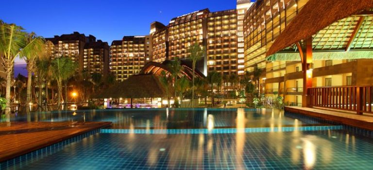 هتل پولمن سانیا چین | Pullman Oceanview Sanya