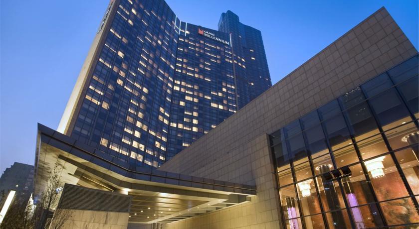 Photo of هتل گرند میلینیوم پکن | Grand Millennium Beijing