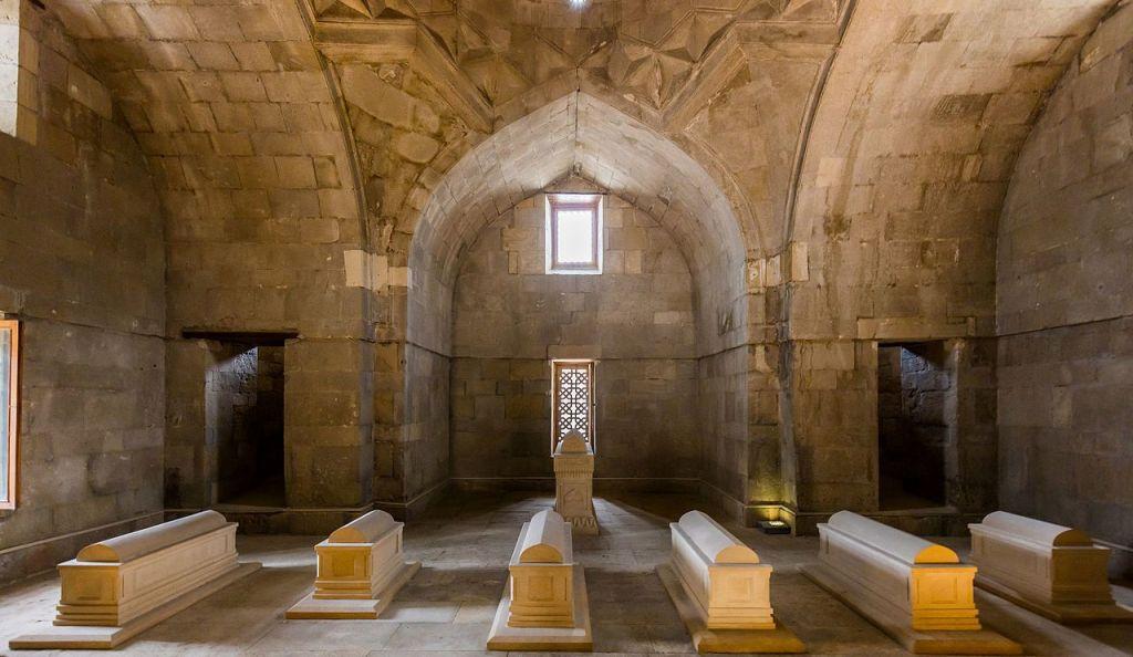 کاخ شیروان شاهان باکو