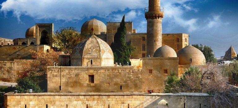 کاخ شروان شاهان باکو | Palace of the Shirvanshahs