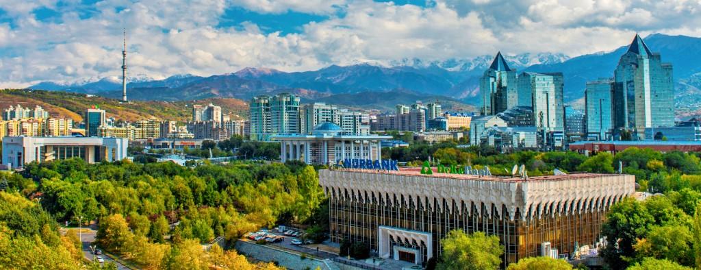 تور الماتی قزاقستان نوروز 96