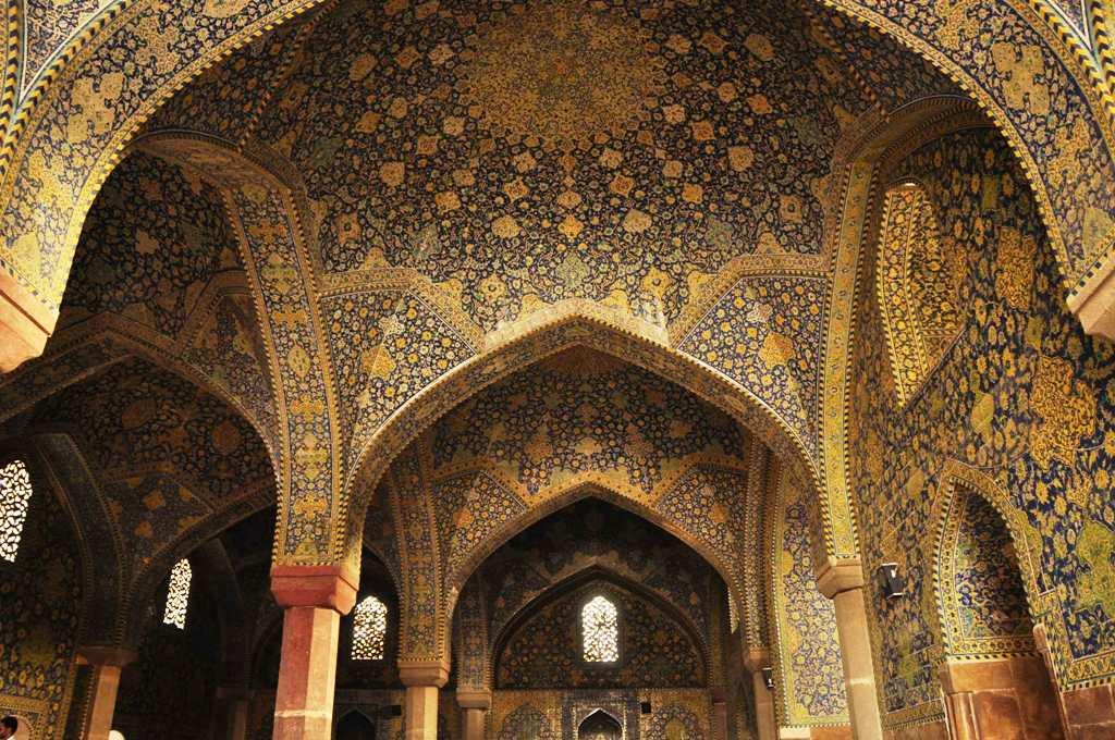 تور اصفهان و شیراز نوروز 96