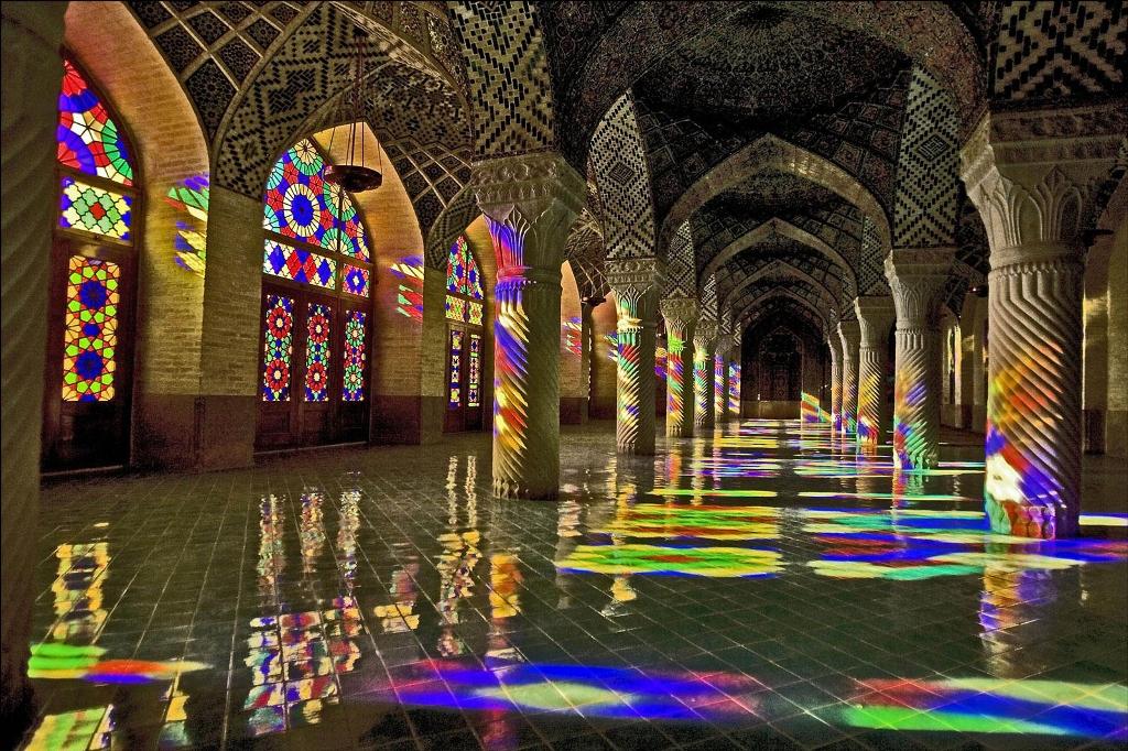 تور شیراز و اصفهان