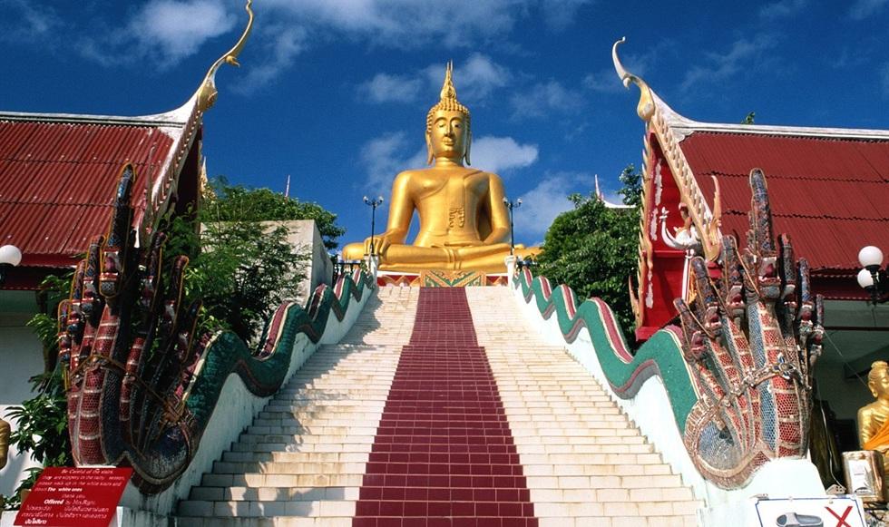 تور جزیره ساموئی تایلند