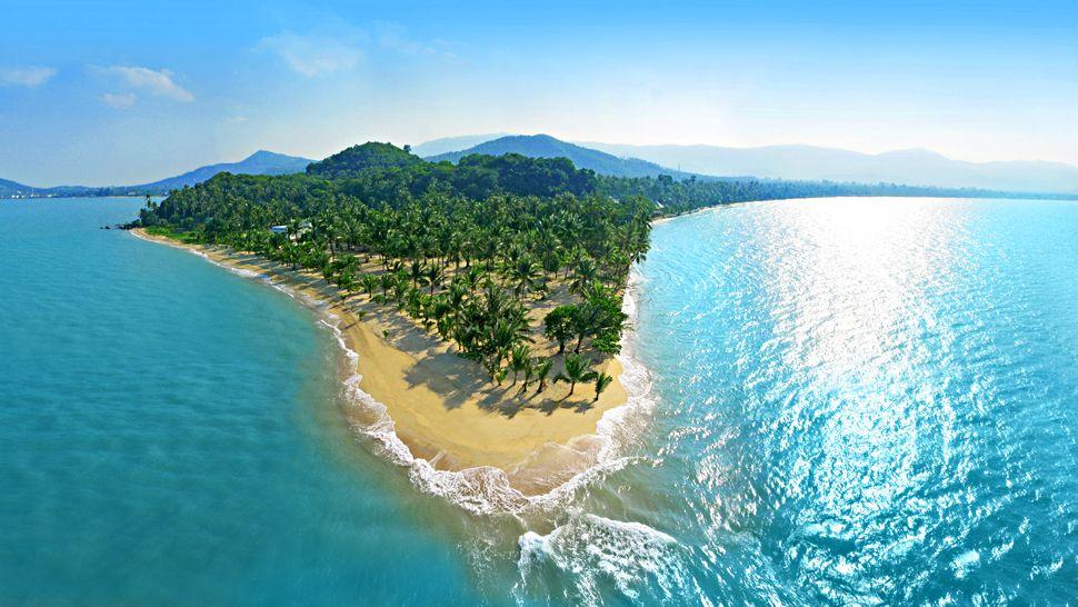 سواحل ساموئی تایلند