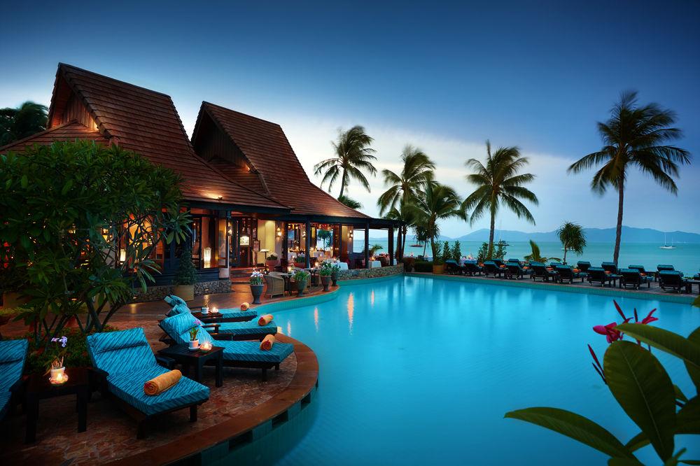 هتل های ساموئی تایلند