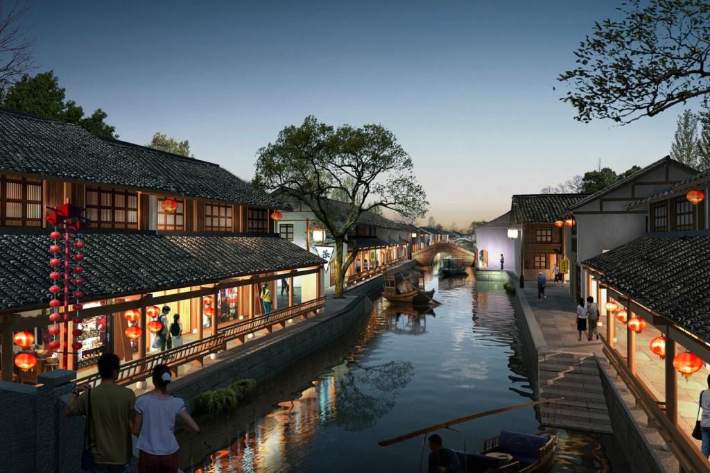 شهر هانگژو چین
