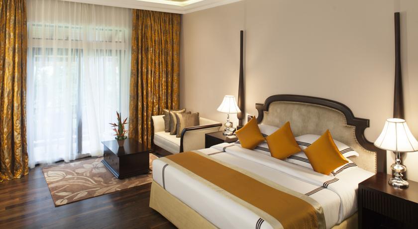 عکس اتاق های هتل ایرلز ریجنسی