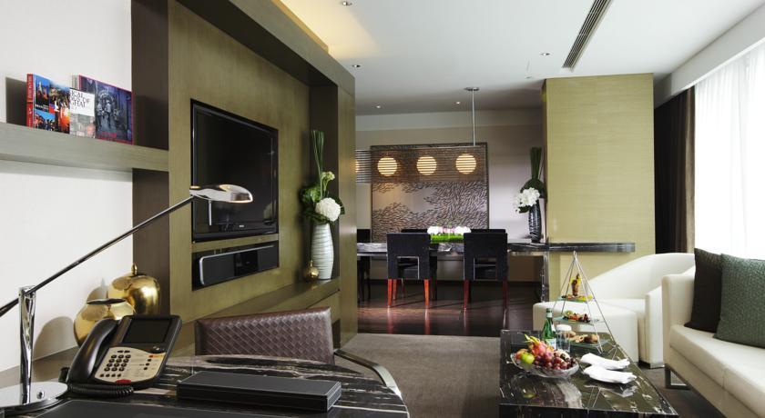 هتل اینتر کانتیننتال پوکسی شانگهای