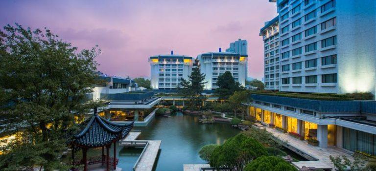هتل دراگون هانگژو چین | The Dragon Hotel Hangzhou