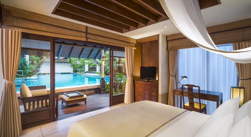 هتل LE MERIDIEN ساموئی تایلند
